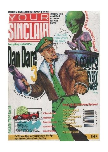 Your Sinclair. Issue 49. January 1990