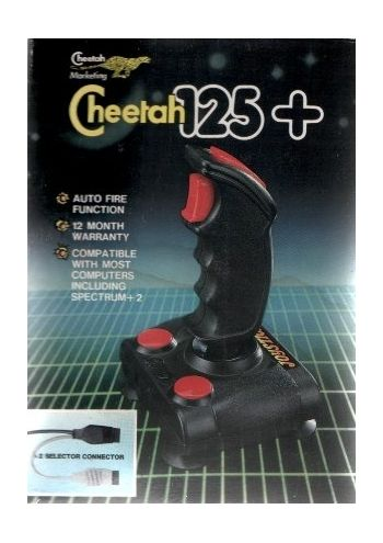 Cheetah 125 + Joystick UNBOXED