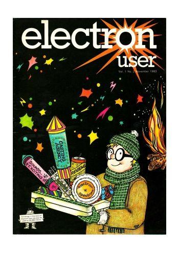 Electron User Vol.1 No.2 November 1983