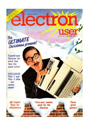 Electron User Vol.3 No.3 December 1985