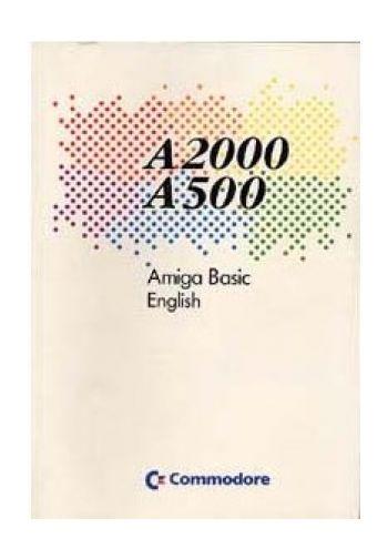 A2000/A500 Amiga Basic English.