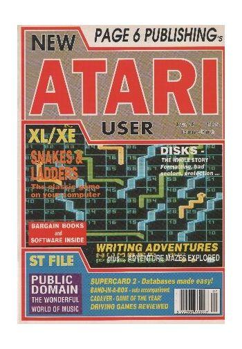 Atari User. Issue 48. February/March 1991