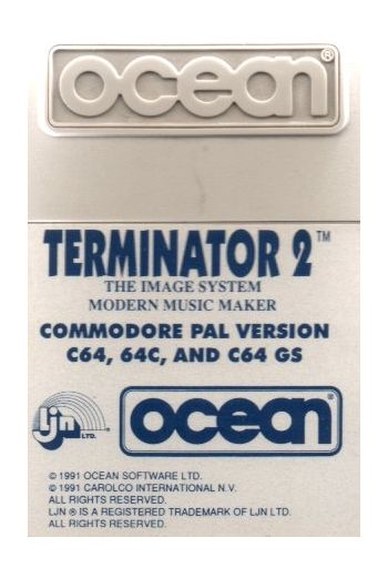 Terminator 2. (CARTRIDGE ONLY)