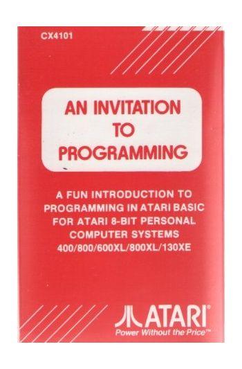 An Invitation to Programming.