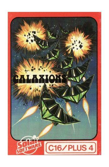 Galaxions