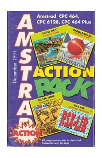 Action Pack tape 9