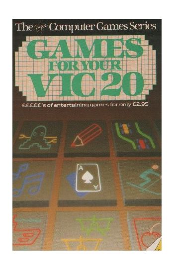 Games for your VIC 20.