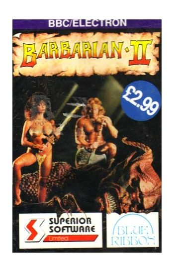 Barbarian 2 (Blue Ribbon)