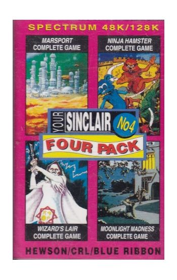 Your Sinclair Four Pack No.4