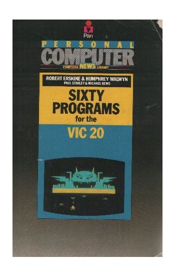 60 Programs for the VIC 20
