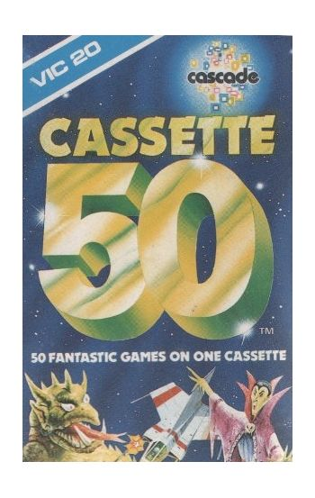 50 Games On One Great Cassette