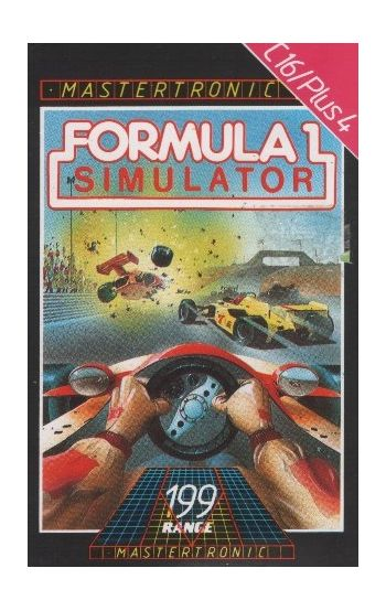 Formula 1 Simulator.