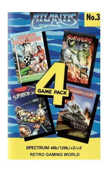 4 Game Pack No.3