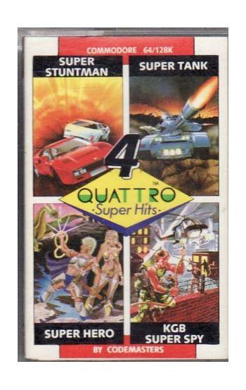 4 Quattro Super Hits