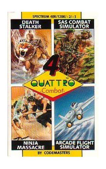 4 Quatro Combat
