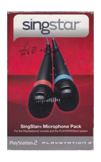 Singster Microphone Pack