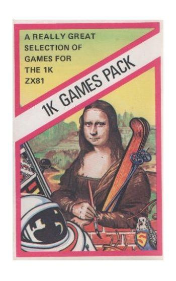 1K Games Pack.