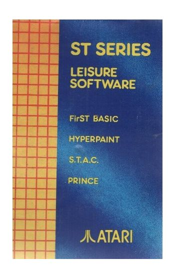 6 ST Series Software Books.