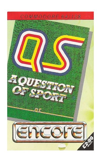 A Question of Sport.