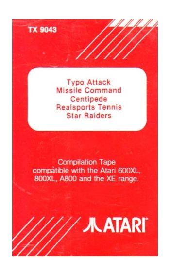 Atari Compilation TX 9043
