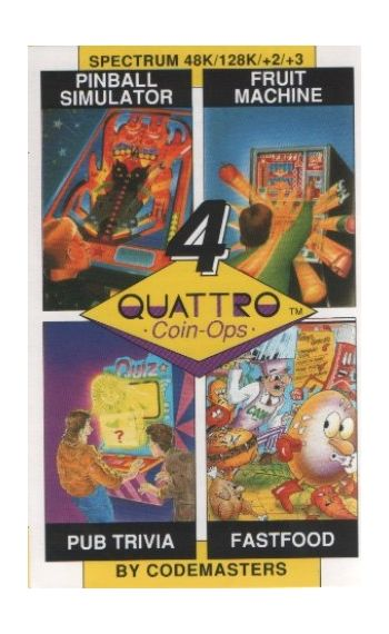 4 Quattro Coin-Ops.