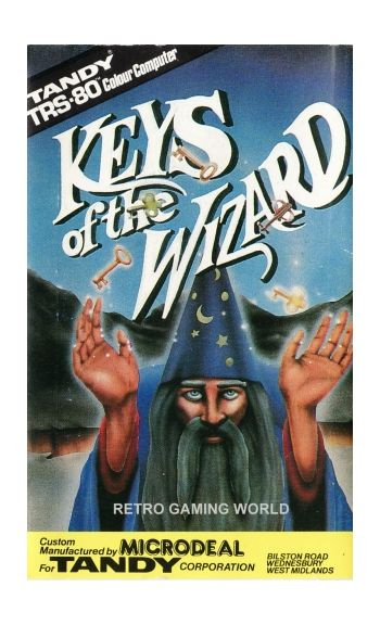 Keys of the Wizard