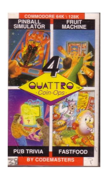 4 Quattro Coin-Ops